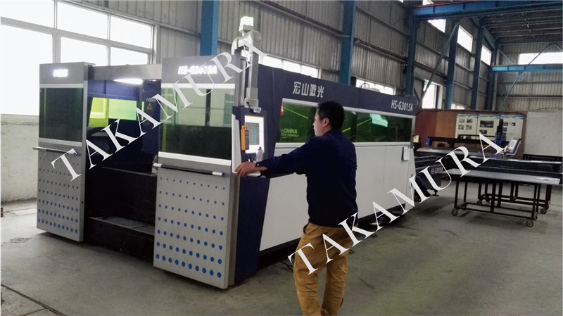 Untype laser machine