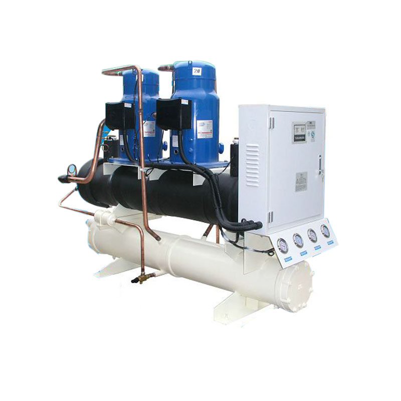 Water cooling series-module