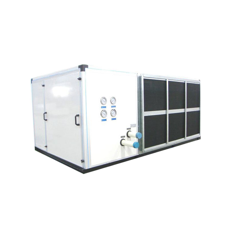 Water cooling series-unit machine